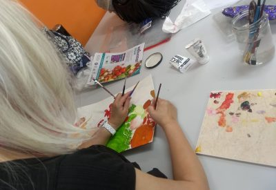 carers art group