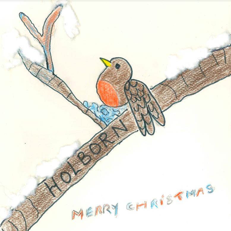 Robin HCA Christmas Cards