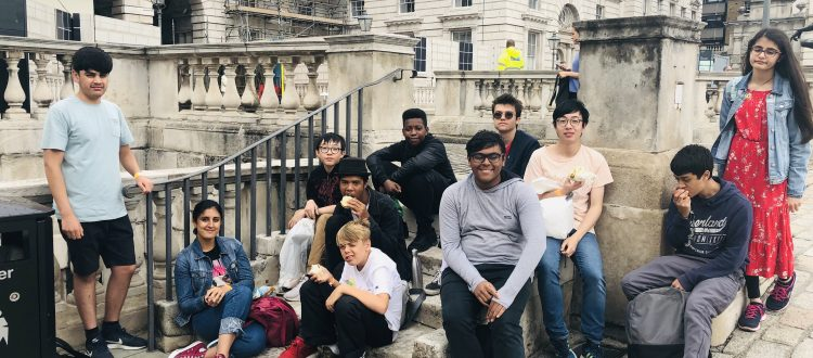 Londoners, summer film project
